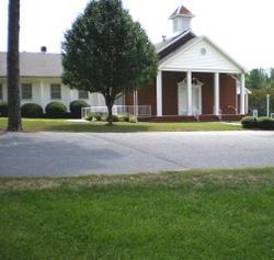 Rocky River Friends Church Cemetery