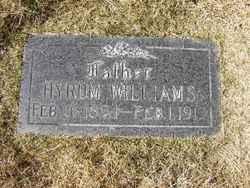 Hyrum Williams