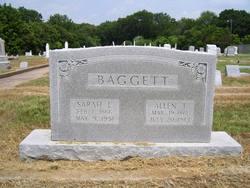 "Sarah Louisa ""Lou"" <I>Boydstun</I> Baggett"