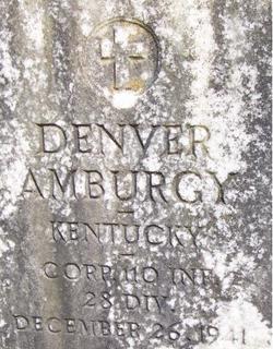 Corp Denver Amburgey