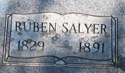 Ruben Salyer Morgan