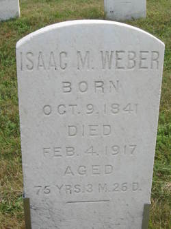 Isaac M. Weber