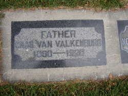 Charles Van Valkenburg