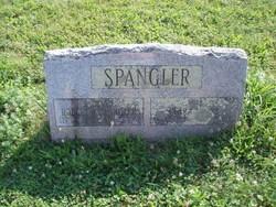 Clara <I>Clark</I> Spangler