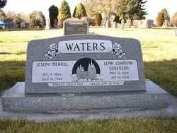 Joseph Merrill Waters, Sr