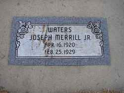 Joseph Merrill Waters