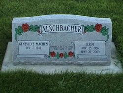 Leroy Aeschbacher