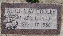 Alice May <I>Botts</I> Cooley