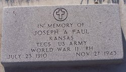 CPL Joseph A. Paul