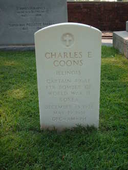Capt Charles Eads Coons