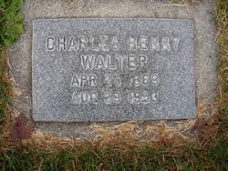 Charles Henry Walter