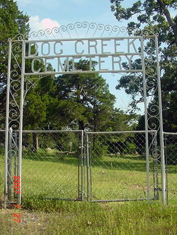 Dog Creek Cemetery