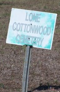 Lone Cottonwood Cemetery