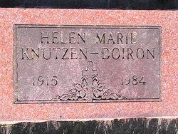 Helen Marie <I>Knutzen</I> Doiron