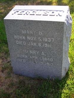 Henry Anson Ferguson