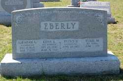 Edna E <I>Brubaker</I> Eberly