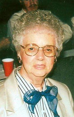 """Yvonne F. """"Bonnie"""" <I>Sirianni</I> Yetley"""