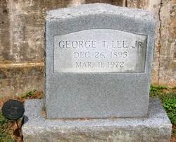 George Taylor Lee, Jr