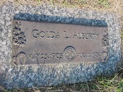 Golda L Alburty