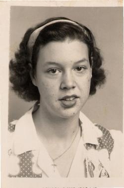 Elsie Rebecca <I>Greeney</I> Grubaugh