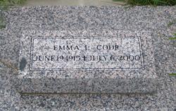 Emma L. <I>Pesek</I> Codr