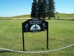 Hope Mennonite Cemetery