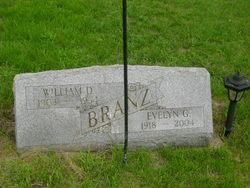 Evelyn G. <I>Olsen</I> Branz
