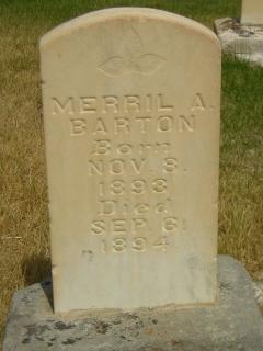 Merrill Allen Barton