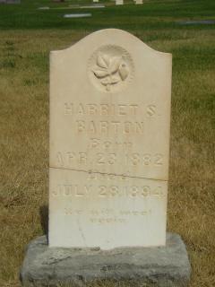 Harriet Barton