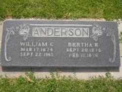 William C Anderson