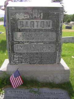 Emeline <I>Seely</I> Barton