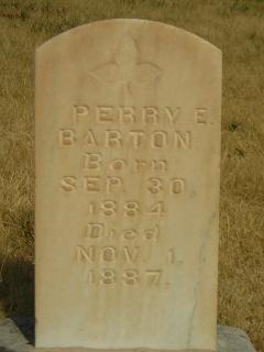 Perry J Barton