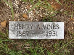 Henry Allen Vines