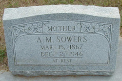 Aara M <I>Archer</I> Sowers