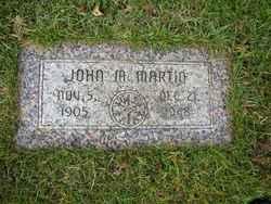 John Mahoney Martin