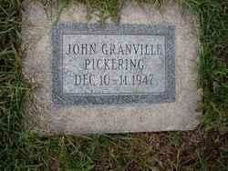 John Granville Pickering