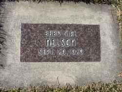 Baby Girl Nelson
