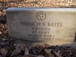 French Randolph Bates