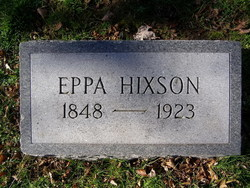 Eppa Hixson