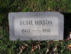 Susie Hixson