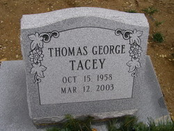 Thomas George Tacey
