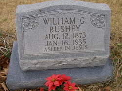 William George Bushey