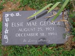 Elsie Mae George
