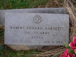 Robert Edward Hardesty