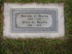 Harvey James Morris