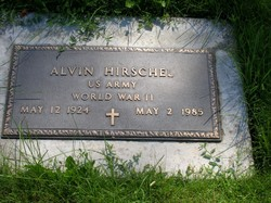 Alvin Laurence Hirschel