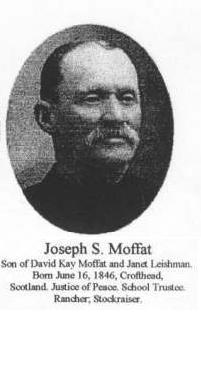 Joseph Smith Moffat, Sr