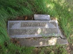 Marcus A Bozarth