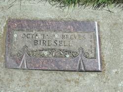 Gertrude Octavia <I>Reeves</I> Birdsell
