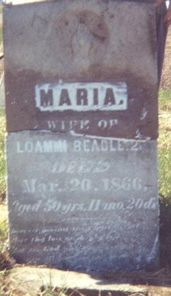 Maria Beadle